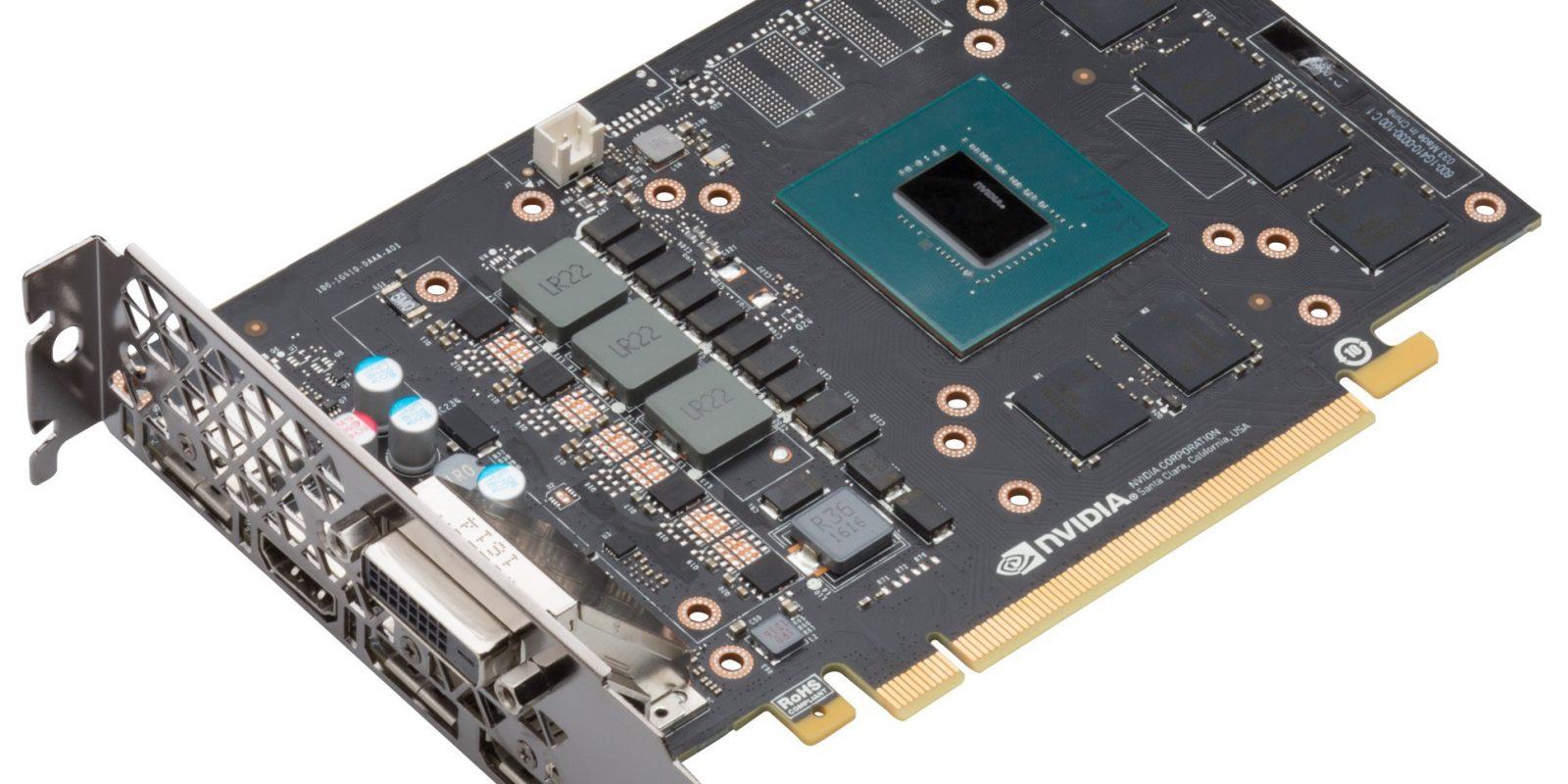 Test GeForce GTX 1060