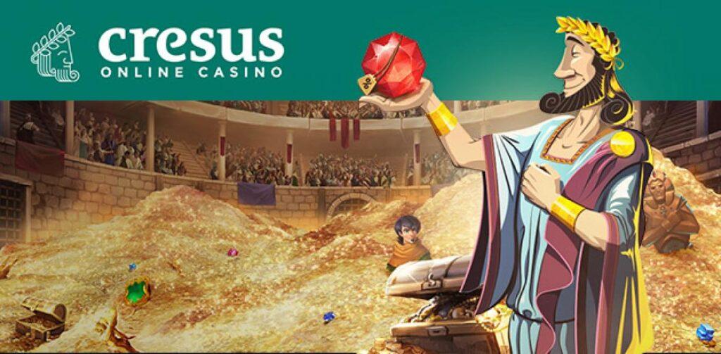 Code promo Cresus Casino