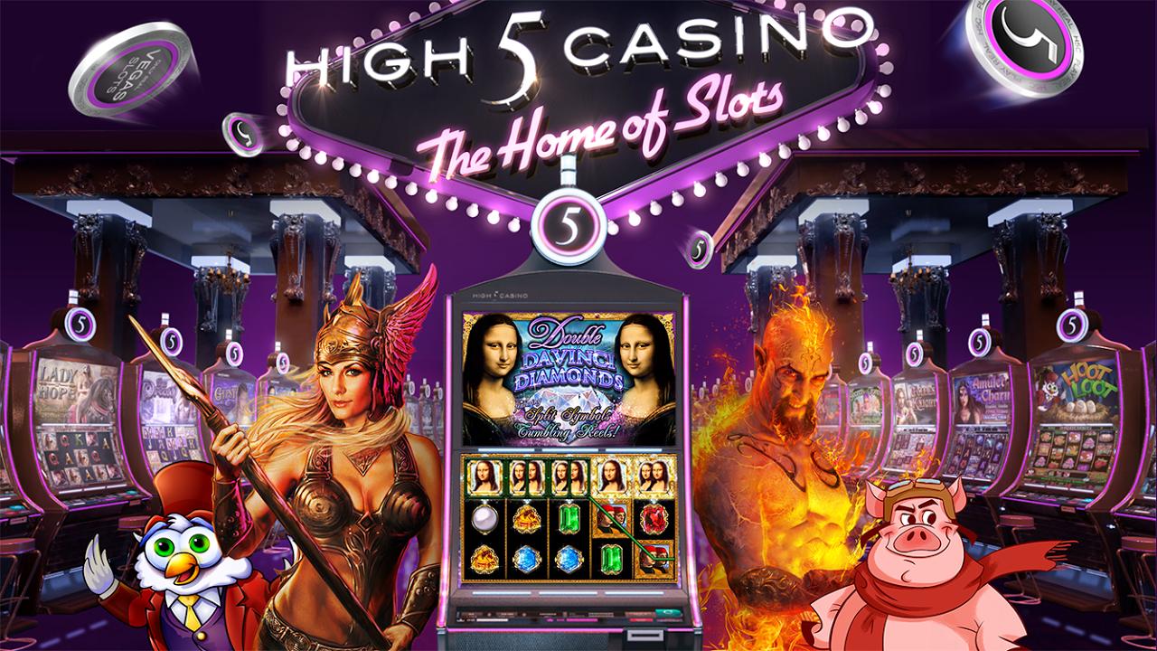 High 5 casino gratuit