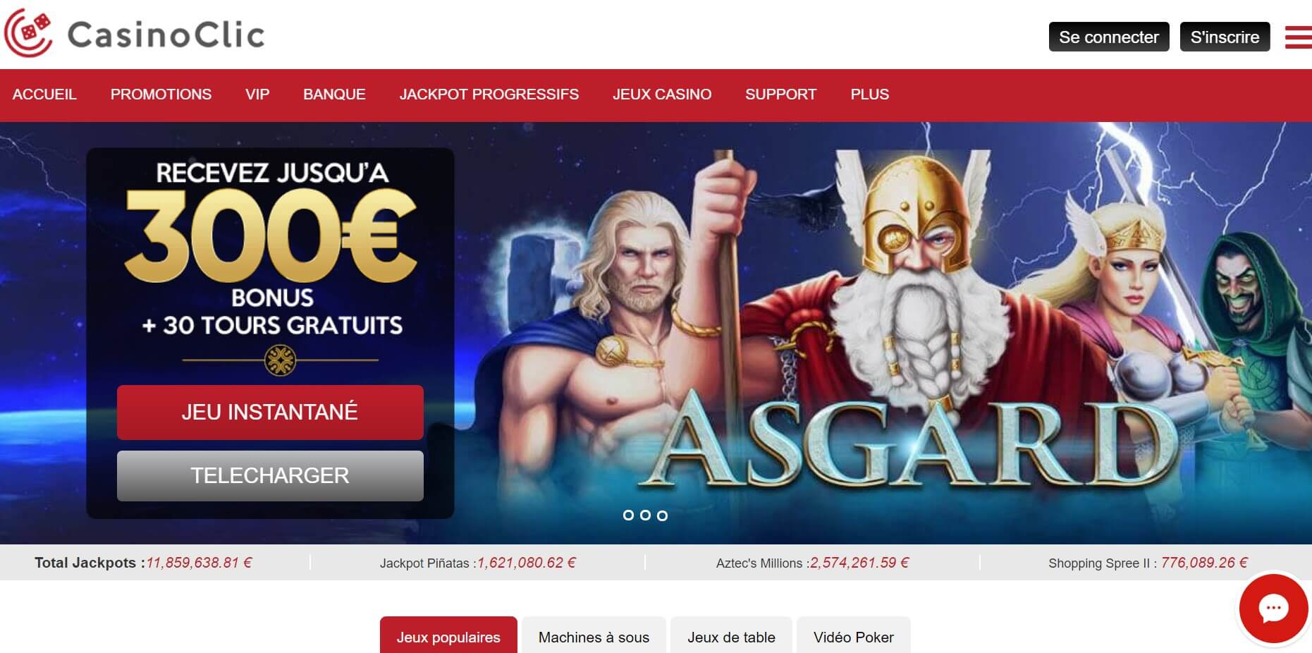Aujourd'hui, on vous invite à découvrir l'un des casinos les plus marqués, il s'agit bel et bien Casino Clic
