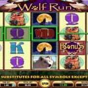 machine a sous wolf run